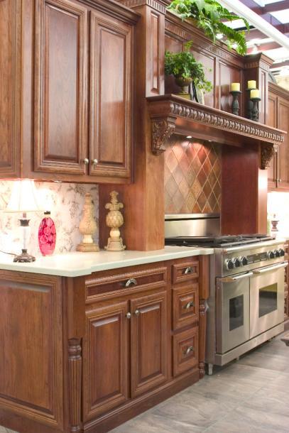 Custom Cabinets- Georgia on Your Lot Builders